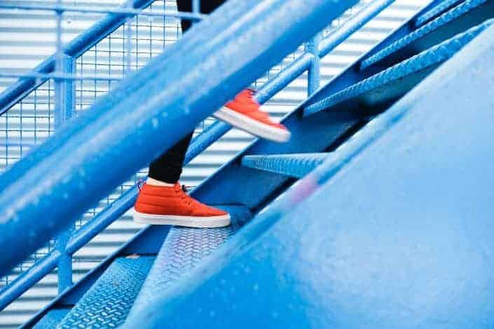 corny jokes- stairs