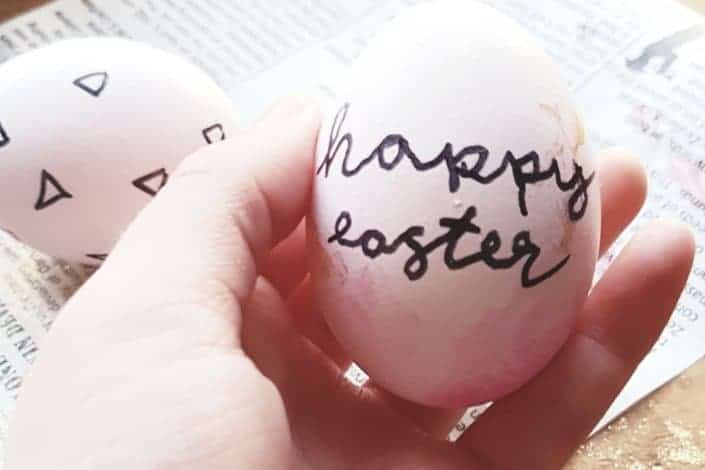 bad dad jokes - What do you call Easter when you are hopping around_ Hoppy Easter