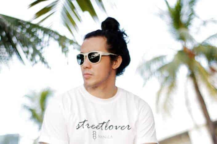 Long Hairstyles For Men - man bun