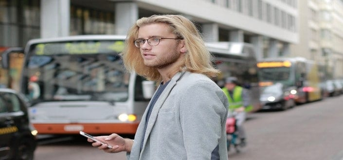 Long hairstyles for men - Think through your lifestyle