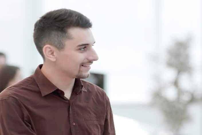mens short haircuts-Crew Cut