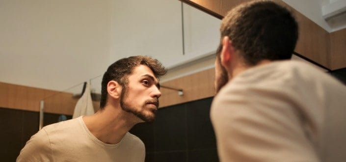 Mens short haircuts - Take note of your face
