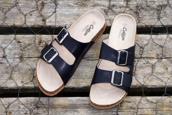 stupid jokes-sandals