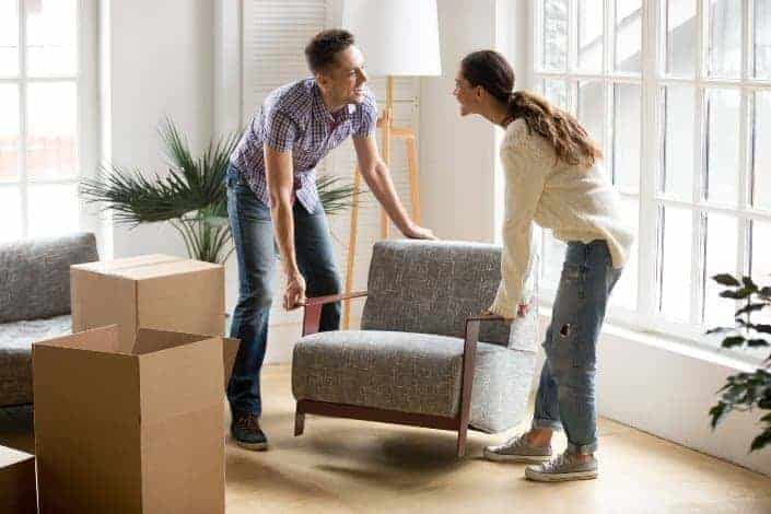 things to do - Re-arrange your furniture