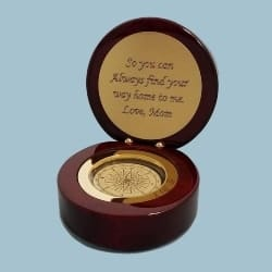 Custom Personalized Engraved Compass (1)