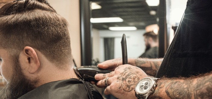 Men's Medium Hairstyle - Make Sure You're Committed to Upkeep