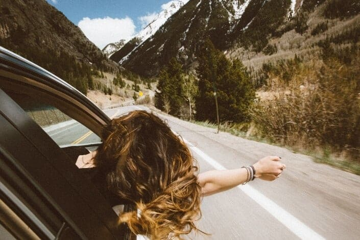 adventurous date ideas-roadtrip