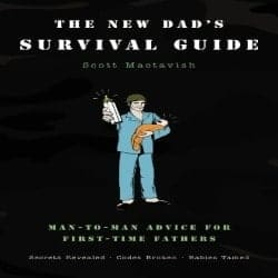 birthday gifts for dad-The New Dad's Survival Guide (1)