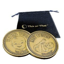 christmas gifts for dads-This or That Original Diaper Changing & Sneaky Coins (1)