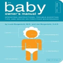 christmas gifts for dads-baby owners manual (1)
