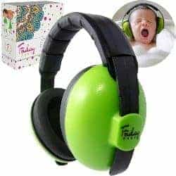 cool gifts for dad-Fridaybaby Baby Ear Protection (1)