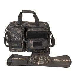 cool gifts for dad-Tactical Diaper Bag with Changing Mat (1)