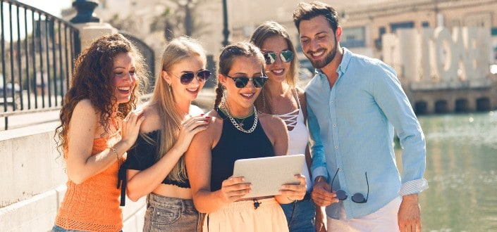 fun things to do with friends - The demographic of people in your friend group