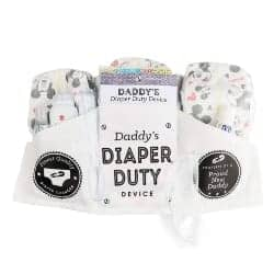 gifts for dad- daddy's diaper duty device