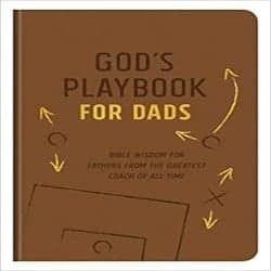 gifts for dad- dad's playbook