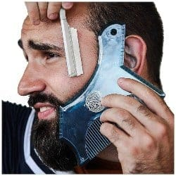 gifts for dad who has everything-Beard Shaping Tool (1)