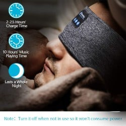 gifts for dad who has everything-Sleep Headphones (1)