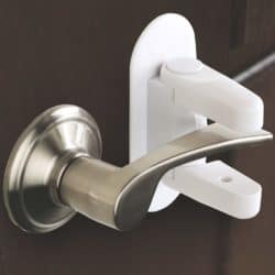 gifts for new dads - Door Lever Lock