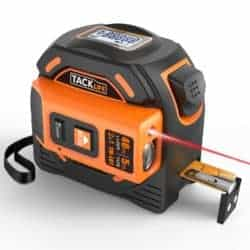 gifts for new dads - Laser Tape Measure
