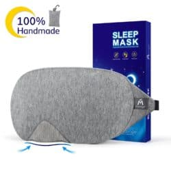 gifts for new dads - Mavogel Cotton Sleep Eye Mask