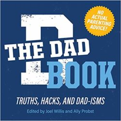 gifts for new dads - The Dad Book