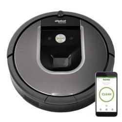 gifts for new dads - iRobot Roomba 960 Robot Vacuum