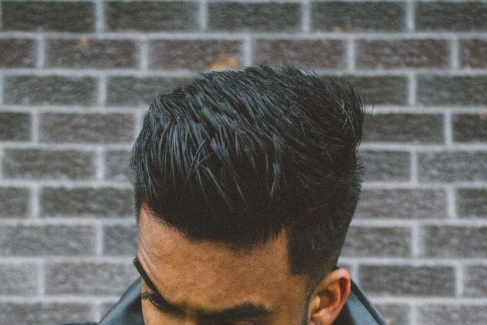 mens haircuts-10. Spiky Low Fade Haircut