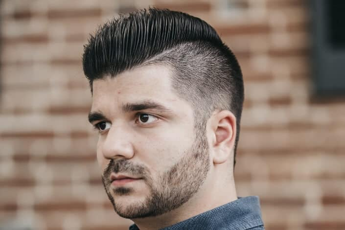 mens haircuts-23 Short Side Part Haircuts