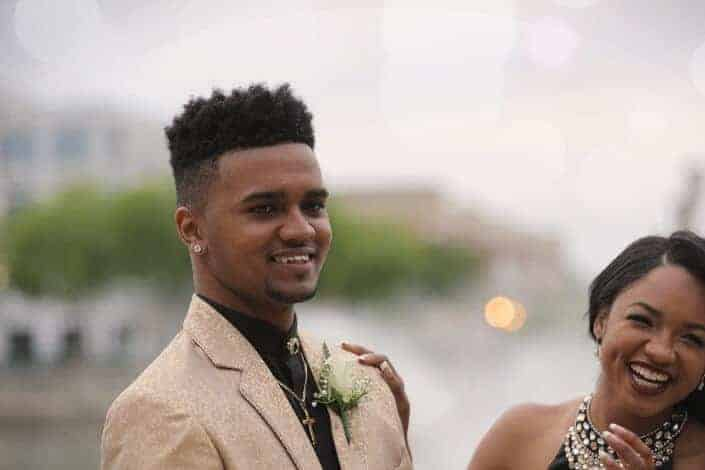 mens medium haircut-25 short afro