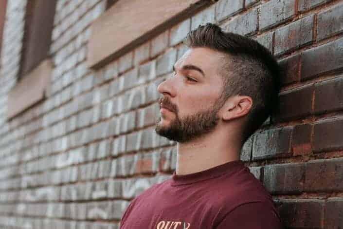 mens medium haircut-36 Choppy High and Tight Shaved
