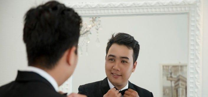 Mens Medium Hairstyles - Step 2