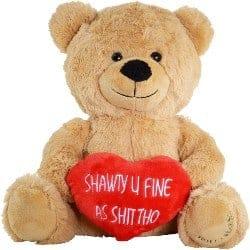 One Year Anniversary Gifts - 17. Shawty U Fine Teddy Bear