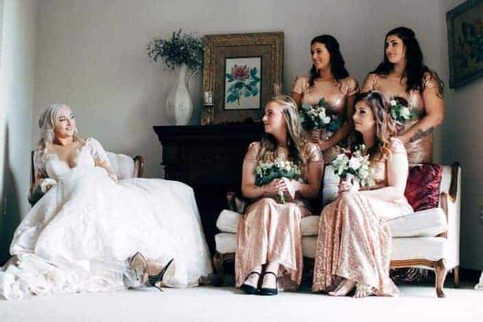 questions to ask a girl- bridesmaid
