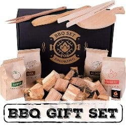unique gifts for dad-BBQ grill cooking set (1)