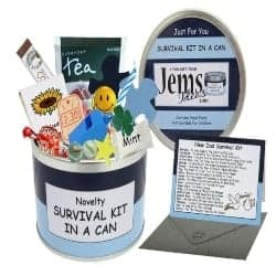 unique gifts for dad-New Dad Survival Kit In A Can (1)