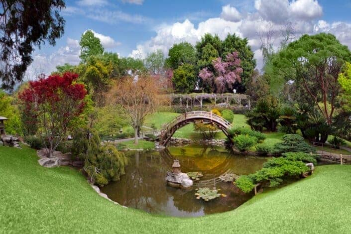 Free date ideas-garden