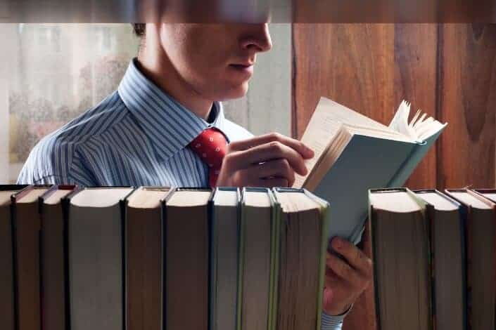 Free date ideas-literary reading