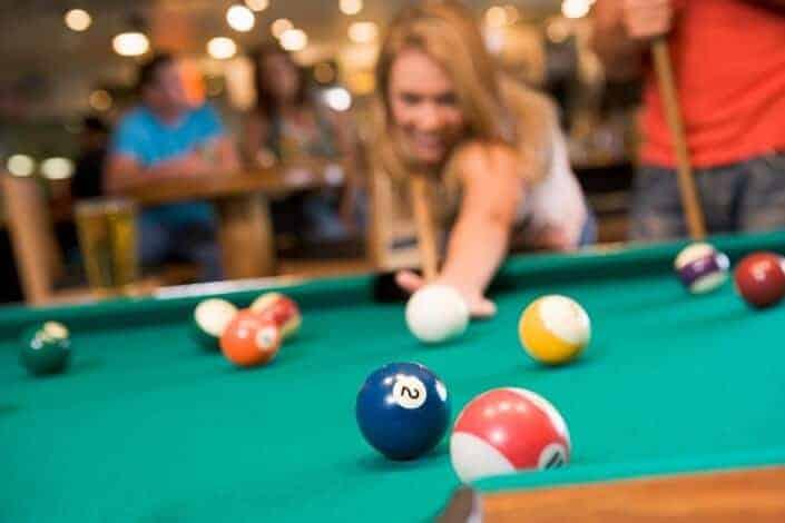 Free date ideas-pool tournament