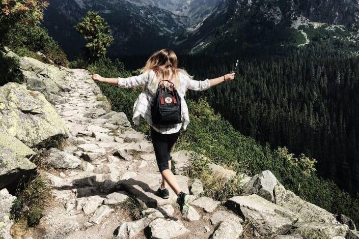 Fun date ideas-Go Hiking