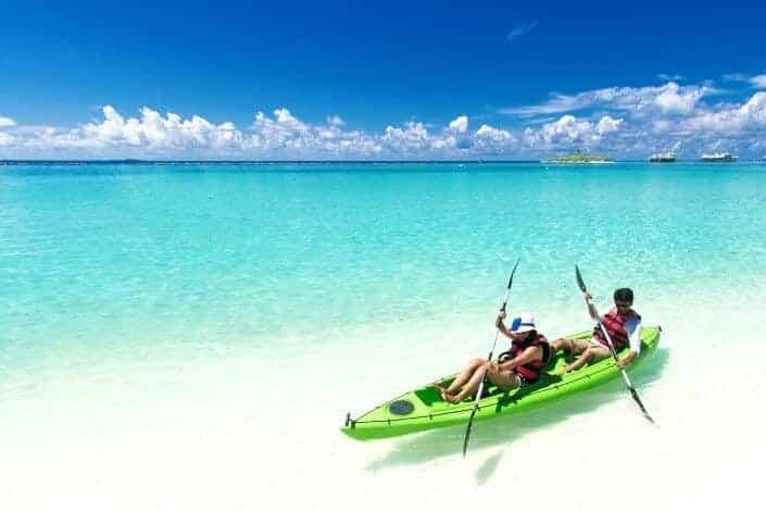 Fun date ideas-kayaking