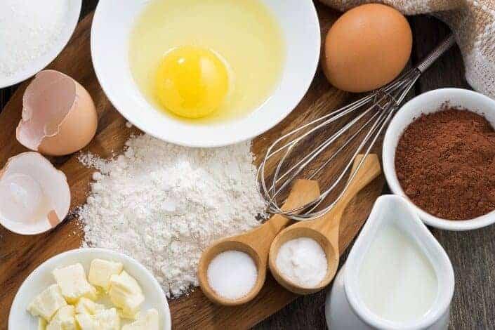 Hobbies for women-baking