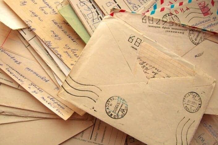 Hobbies for women-letters