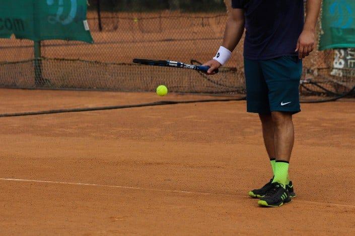 cool hobbies - Tennis
