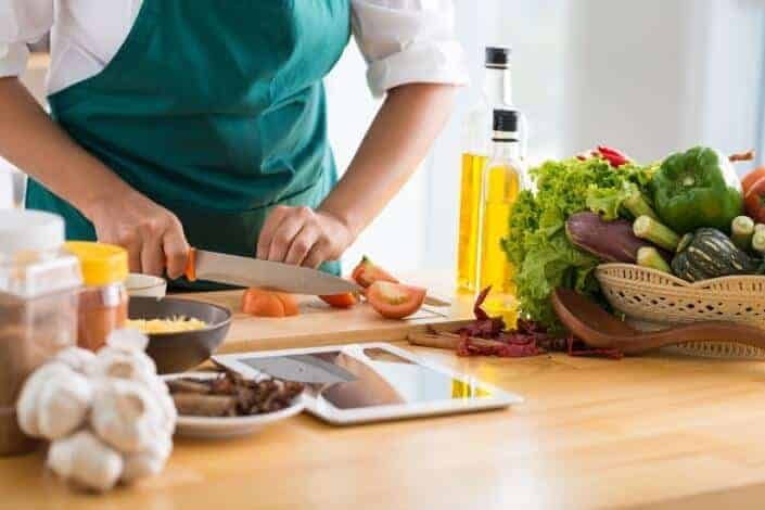 creative hobbies-cooking