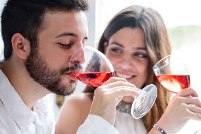 creative hobbies-wine tasting