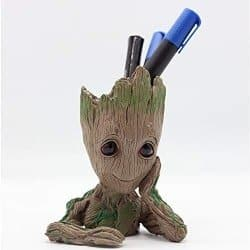 Best Small Gift Ideas-Baby Groot Pen Holder (1)