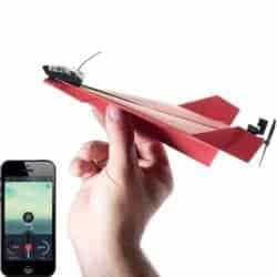 awesome gifts for brother - Smartphone Controlled Paper Airplanes Conversion Kit