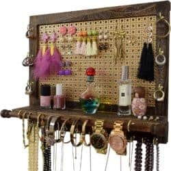birthday gifts ideas - Jewelry Wall Mounted Organizer