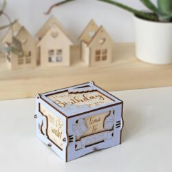birthday gifts ideas - Personalized Wooden Music Box