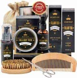 christmas gifts for brother - Beard Kit for Men